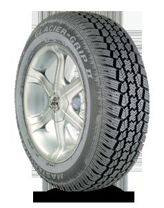Glacier Grip II Tires